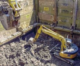 Michigan contractor not afraid to take on new excavation project challenges