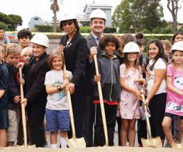 San Diego Unified School District Building for the Future