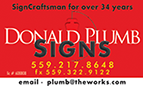 Donald Plumb Signs ProView
