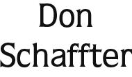 Don Schaffter ProView