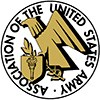 Logo for AUSA (Assn. of the United States Army)