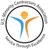 Logo for U.S. Minority Contractors Association