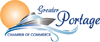 Logo for Portage Chamber of Commerce