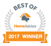 Logo for Home Advisor Best of 2017