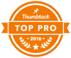 Logo for Top Pro - Thumbtack