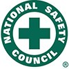 Logo for NSC (National Safety Council)