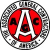 Logo for AGC (Associated General Contractors)