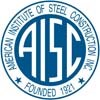 Logo for AISC (American Institute of Steel Construction)