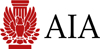 Logo for AIA (American Institute of Architects)