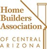 Logo for HBA (Home Builders Assn. of Central Arizona)
