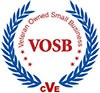 Logo for VOSB (Veteran Owned Small Business)