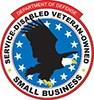 Logo for SDVOSB (Service Disabled Veteran Owned Small Business)