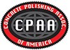 Logo for CPAA (Concrete Polishing Assn. of America)