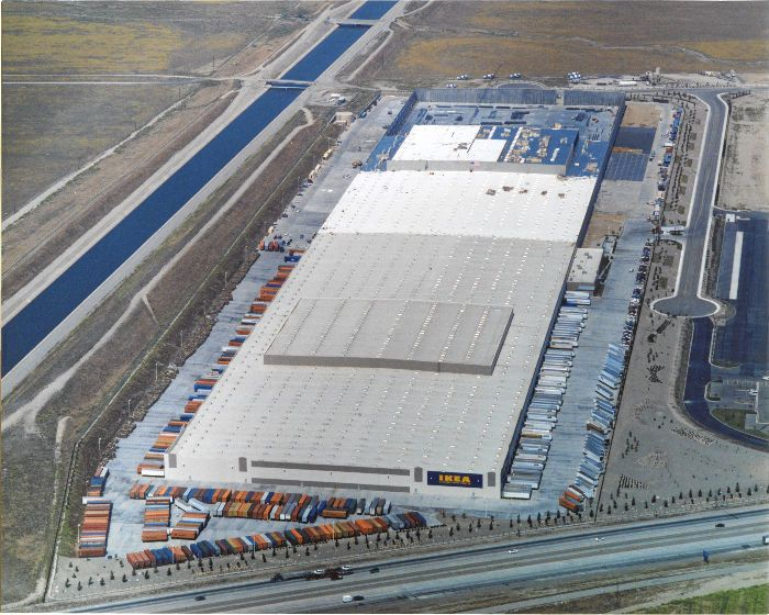 IKEA Distribution Center - Baymarr