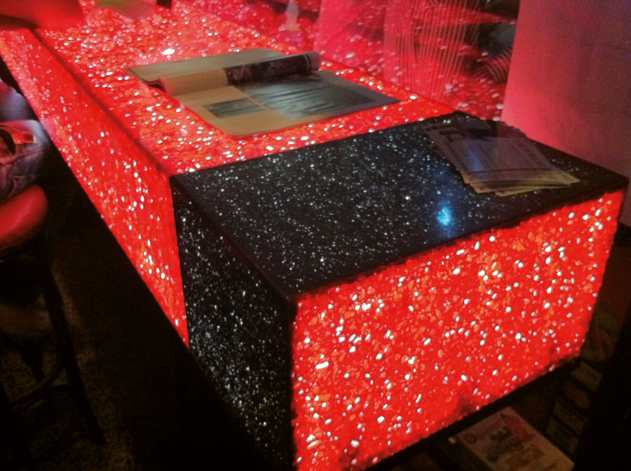 Granite Transformations of Denver - Our material can be used for