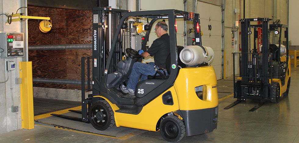 Komatsu Forklift of Chicago - Alsip, Illinois | ProView