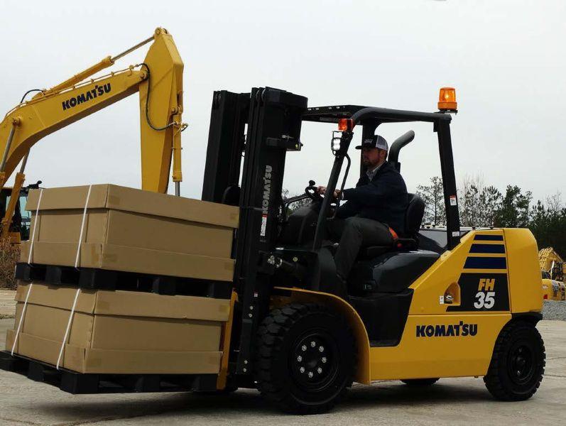 Komatsu Forklift of Chicago - Alsip, Illinois | ProView