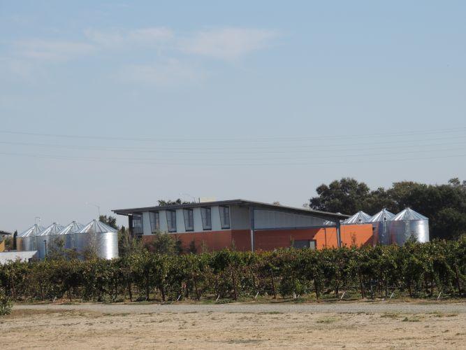 National Storage Tank, Inc. UC Davis, Jess S. Jackson Winery