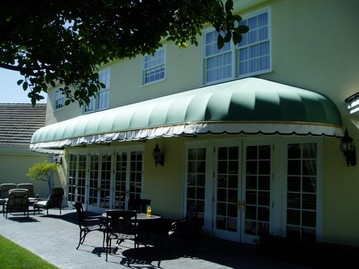 Large Long Dome - AAA Awnings, Inc.