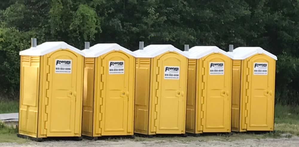 Forever Clean Portable Toilets Fuquay Varina North