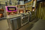 Outdoor Kitchen - Lisac's Fireplaces & Stoves