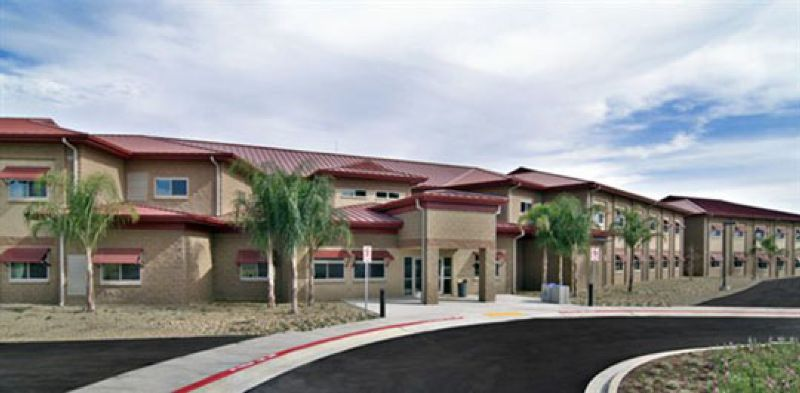 Wounded Warrior Center Camp Pendleton
