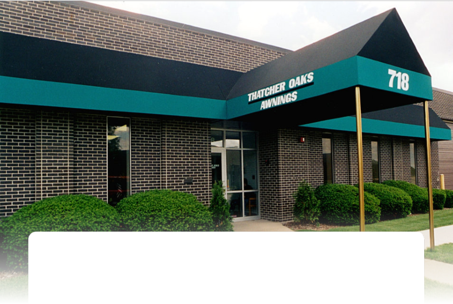 Thatcher Oaks Awnings Elmhurst Illinois Proview