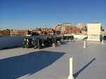 7001 Arlington Road New Reseidential Apartment Roofing Project. Photo 3 - Ruff Roofers Inc.