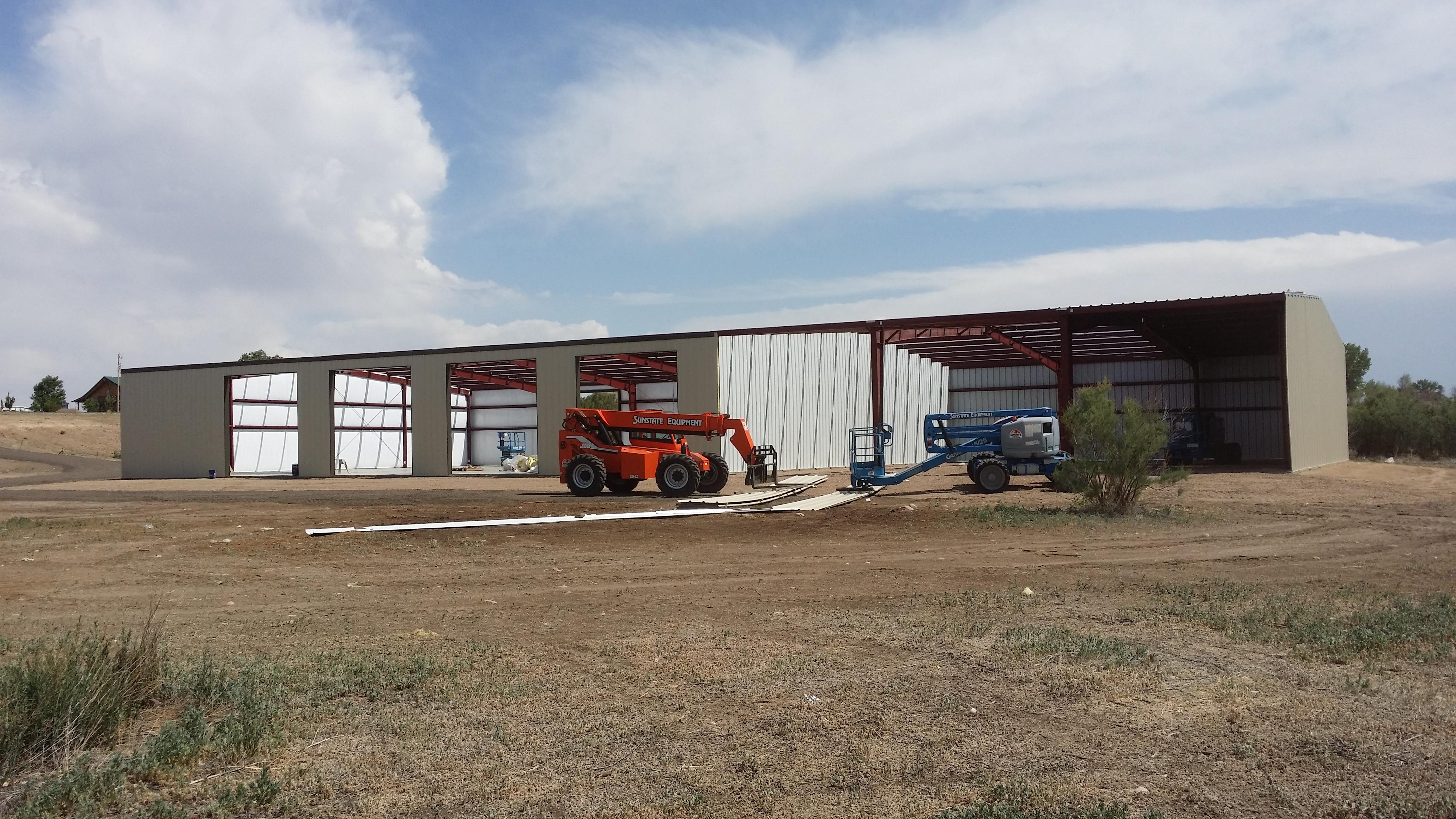 Bighorn Steel Buildings Inc Pueblo Colorado Proview