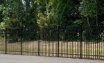 Commercial Fencing - Ottawa Fence Works, Inc.
