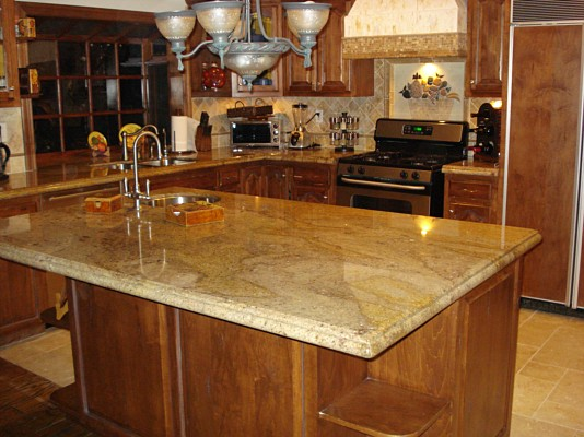 Kitchen Countertops  - The Planet Stone Global Corporation