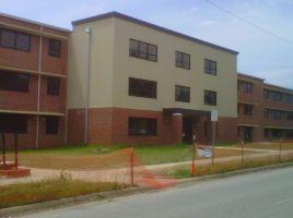 Fort Leonard Wood Barracks 827 By Weitz Construction In