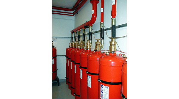 Clean Agent Fire Suppression Systems - Forerunner Fire Prevention Inc.