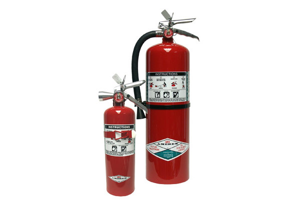 Fire Extinguisher Products - Forerunner Fire Prevention Inc.