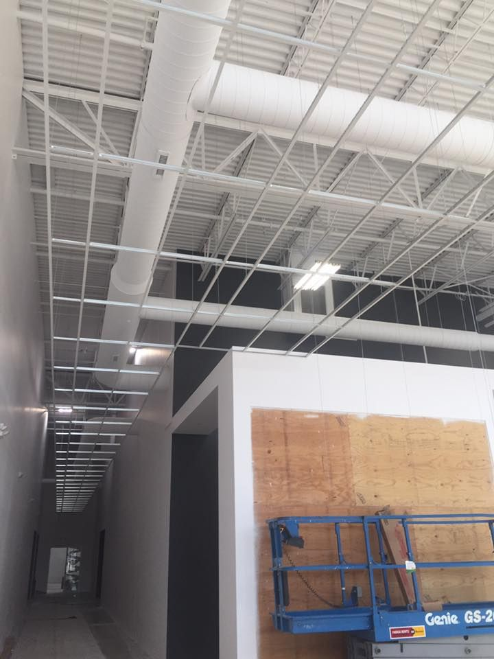 Drywall grid project