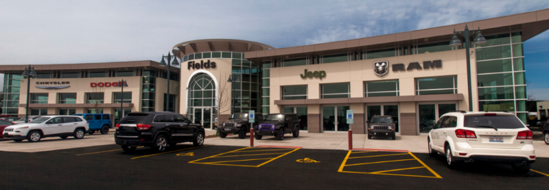 Jeep Dealership Louisville Ky >> International Contractors, Inc. - Construction Projects | ProView