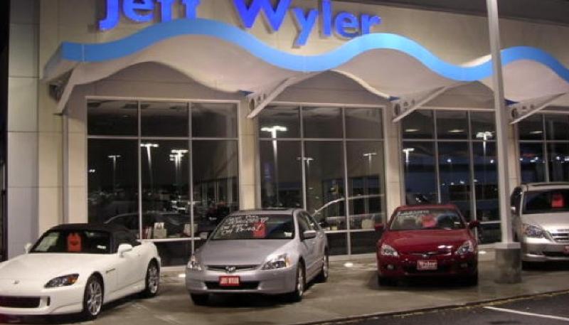 Jeff Wyler Honda >> Turnbull Wahlert Construction Jeff Wyler Honda Dealership Photo 1
