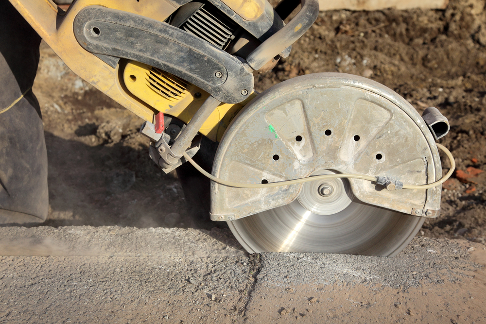 Concrete Cutting - Select Demolition & Saw Cutting Service