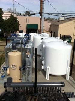 Pure effect inc sve soil vapor extraction systems for Soil vapor extraction