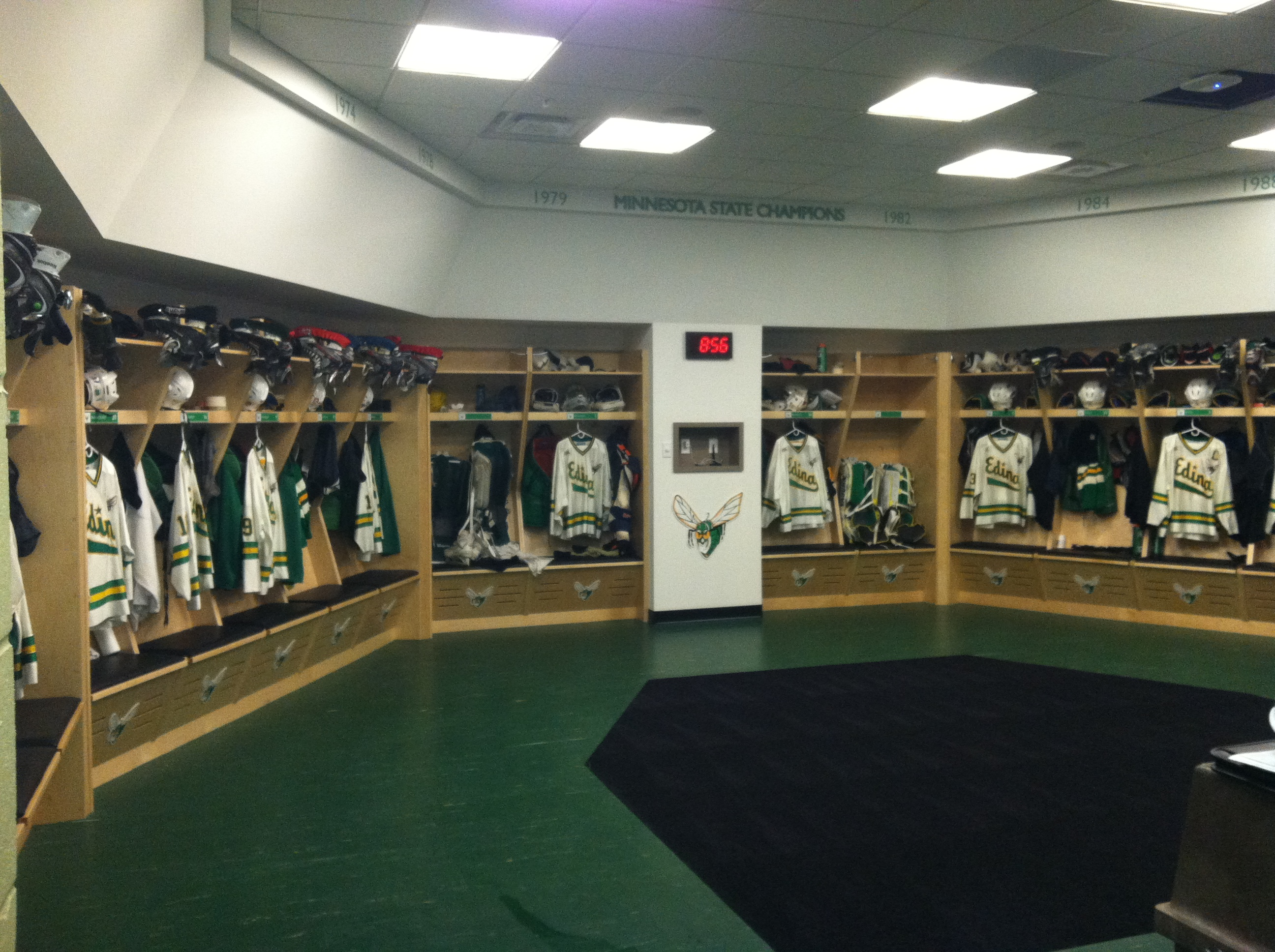 Locker Room Eagan Mn