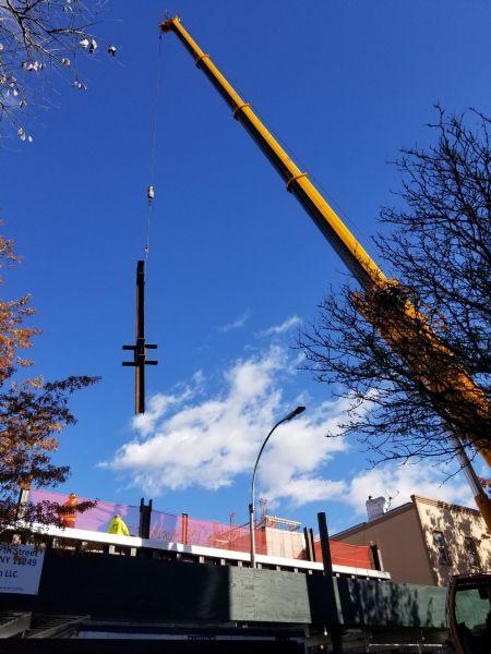 King Steel Iron Work Corp Brooklyn New York Proview