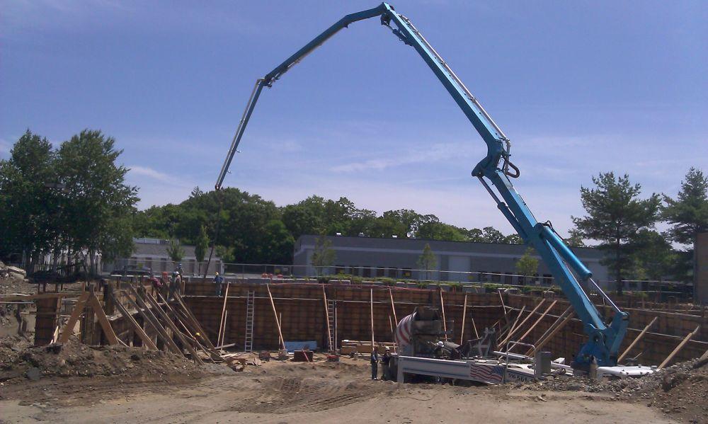 Queens Concrete Corp Medford New York Proview