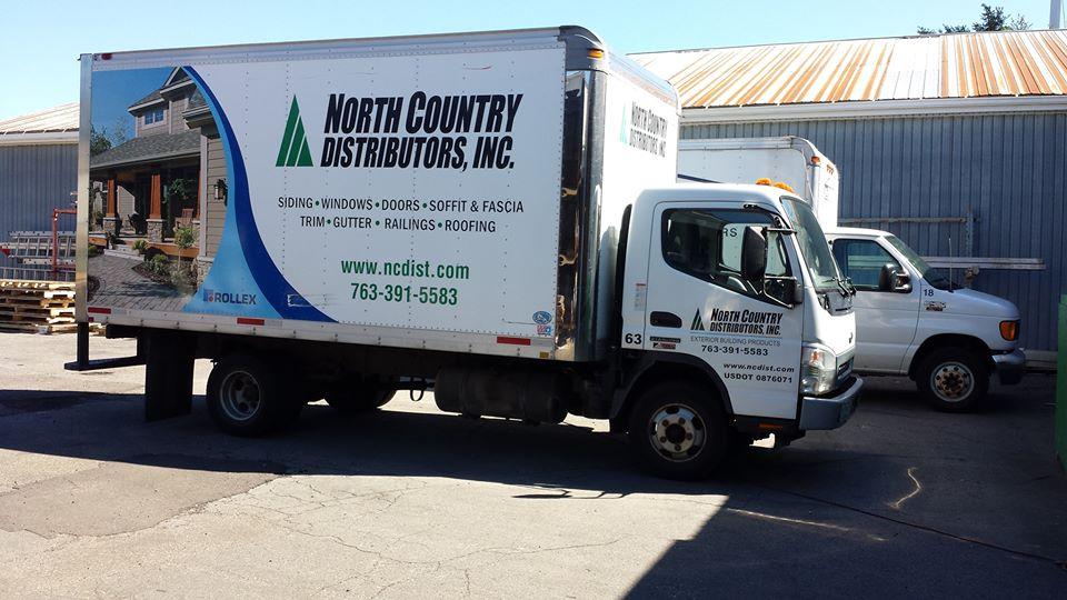 North Country Distributors Inc Maple Grove Minnesota