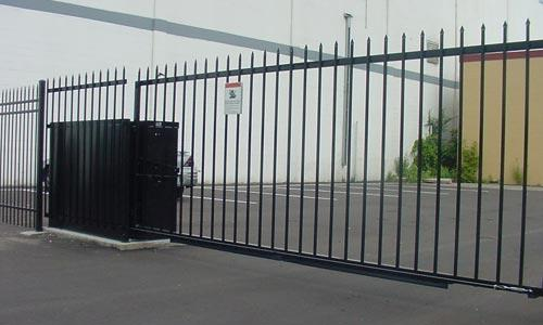 immotion hosting security gates images proview