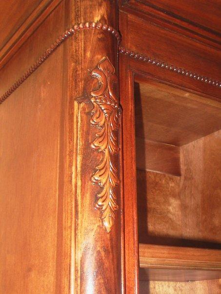 Custom Woodworking Unlimited Inc Woodwork Detailing