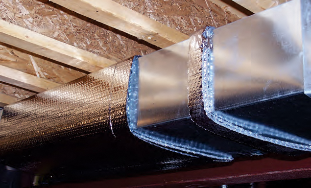 Duct Insulation - Covertech Fabricating, Inc.
