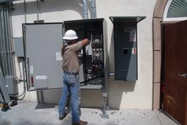 Electrical Work - Aztec Electric