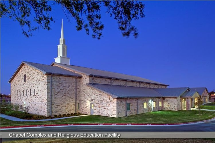 Chapel Complex & Religious Education Facility