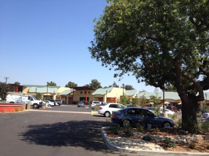 PepperTree Square Shopping Center Photo 1 - Riley Electric, Inc.