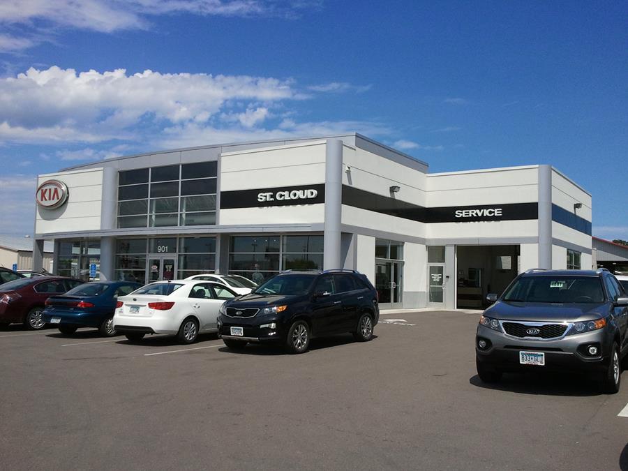 Erickson Electric Company Inc Saint Cloud Minnesota